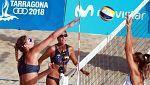 Juegos Mediterráneos 2018 - Voley Playa Final Femenina: España - Francia