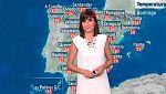 Lluvias y tormentas en Galicia, el Cantábrico y el oeste peninsular en el inicio de julio