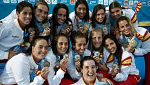 España cierra con 122 medallas unos prolíficos Juegos Mediterráneos