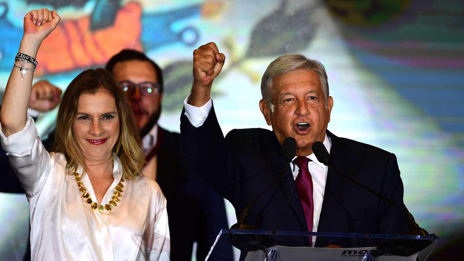 09bff08e8b635 López Obrador gana las elecciones presidenciales en México