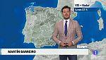 El tiempo en Extremadura - 02/07/18
