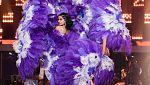 """Becky G interpreta """"Sin pijama"""" - Bailando con las estrellas"""