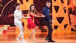 """Roi y Roberto Leal bailan """"Pégate"""" - Bailando con las estrellas"""