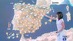 Este jueves habrá chubascos fuertes en Cataluña y tiempo estable en el resto del país