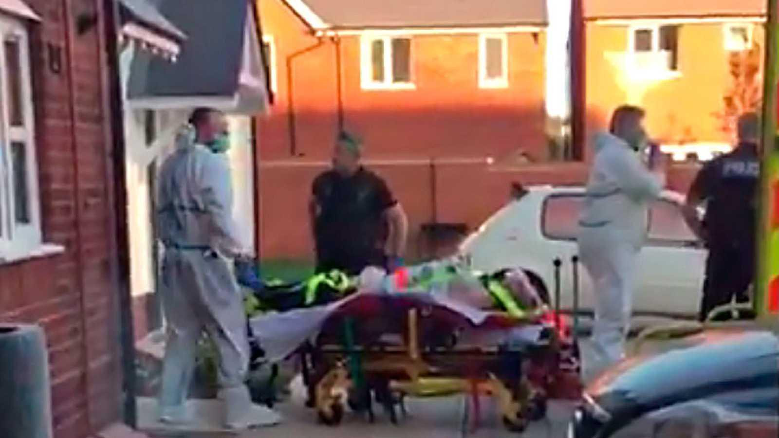 Resultado de imagen de intoxicación de dos ciudadanos británicos