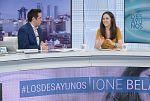 Los desayunos de TVE - Ione Belarra, portavoz adjunta de Unidos Podemos en el Congreso de los Diputados