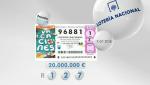 Lotería viajera - 07/07/18