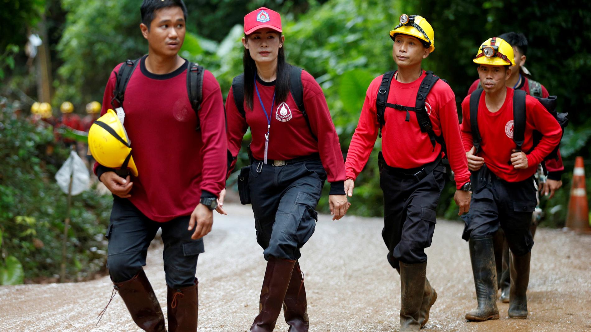 Resultado de imagen para rescate tailandia