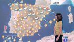 Este lunes, las temperaturas serán significativamente altas en el bajo Ebro y sur de Valencia