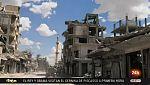 La ofensiva del ejército sirio contra los rebeldes de Daráa provoca el éxodo de 300.000 refugiados
