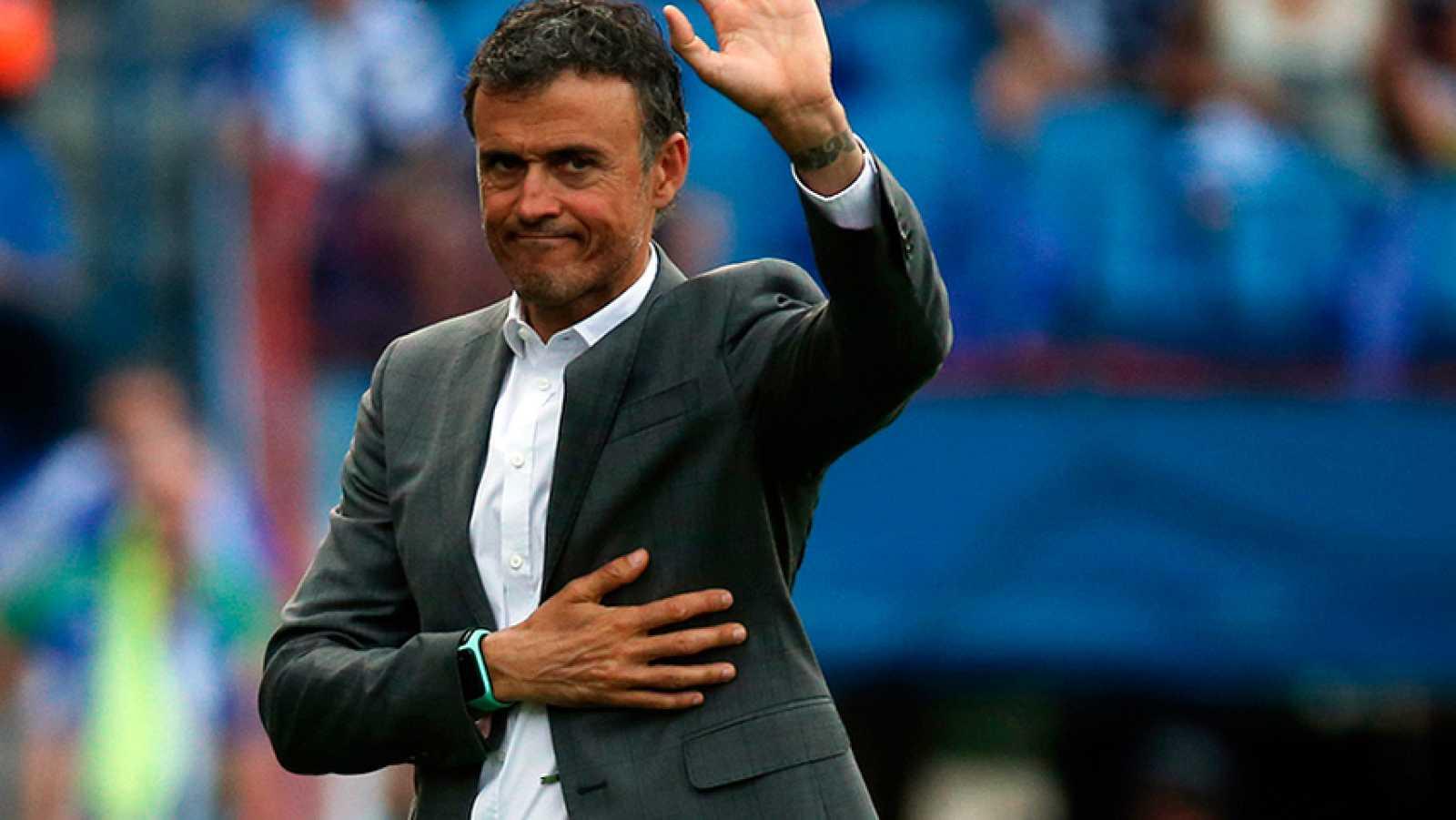 Resultado de imagen de Luis Enrique, nuevo seleccionador de España