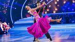 """Bailando con las estrellas - Amelia y Rubén Rodríguez bailan """"New York, New York"""""""