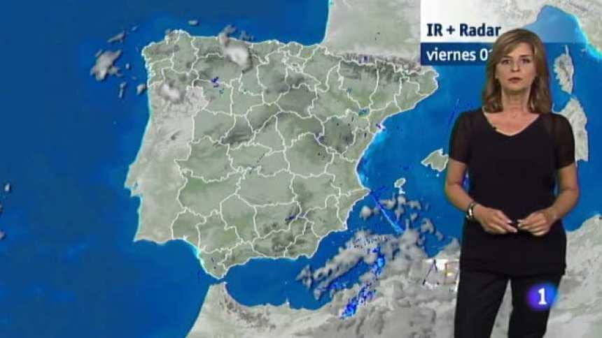 El tiempo en Extremadura - 13/07/18