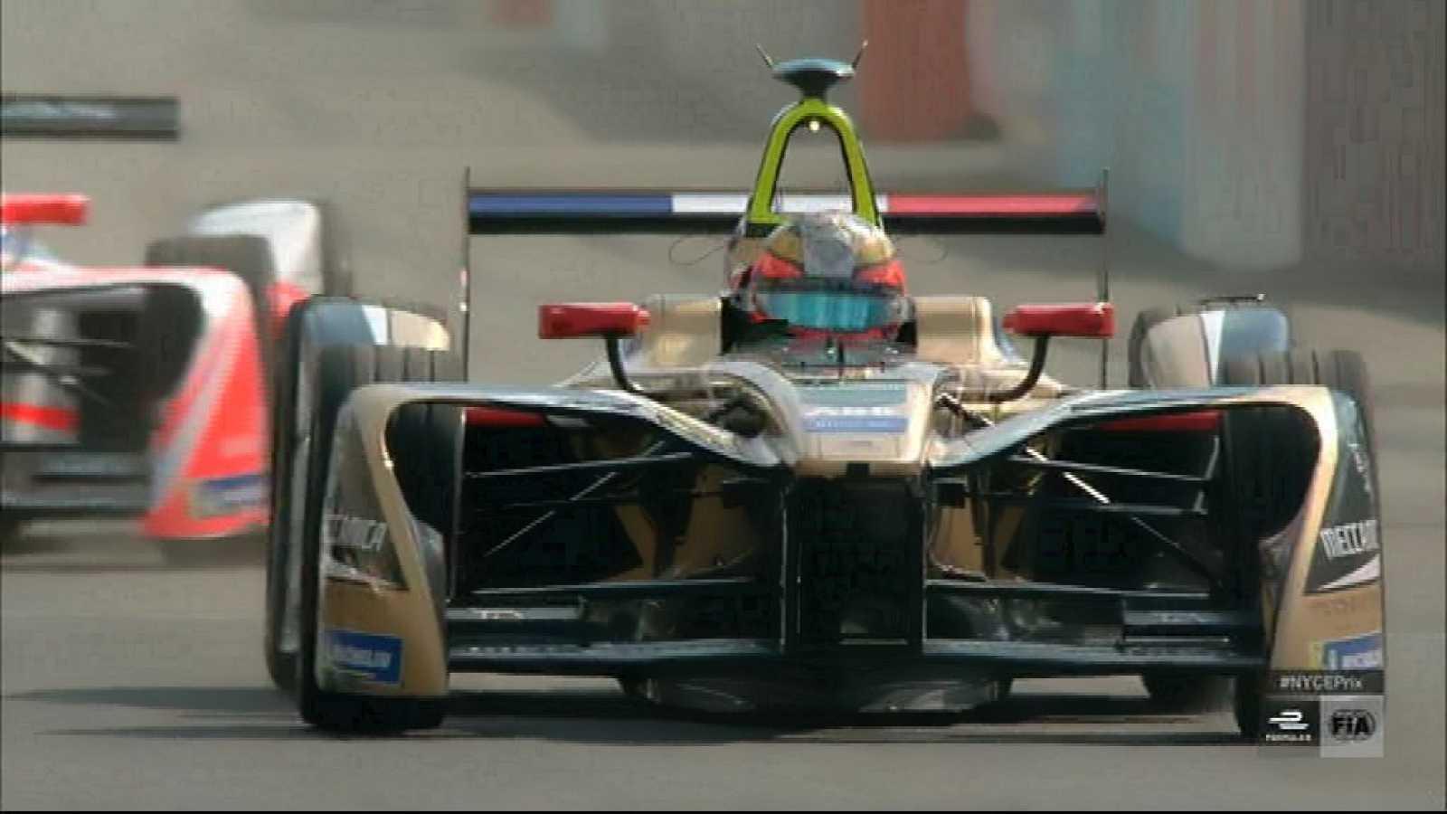 Automovilismo - Campeonato FIA Fórmula E. Prueba \'Nueva York\' (EEUU ...