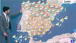 Este lunes habrá altas temperaturas en el litoral valenciano y chubascos en el norte