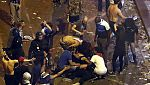 Disturbios y destrozos en Francia en la celebración del título mundial