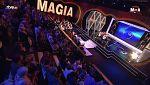Mag Stigman y su número de levitación