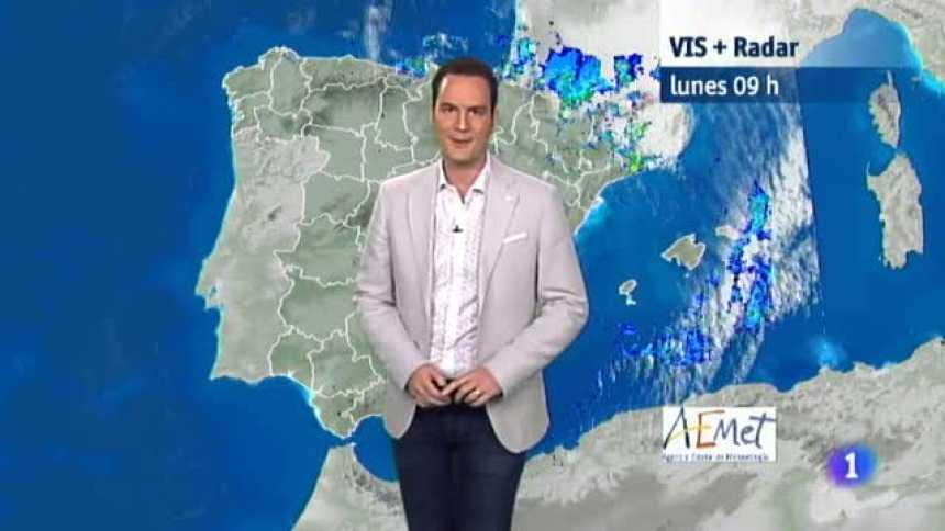 El Tiempo en Extremadura - 16/07/18