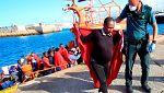 Un millar de migrantes llegan a las costas españolas desde el pasado viernes