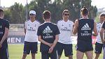 Lopetegui dirige su primer entrenamiento al frente del Real Madrid