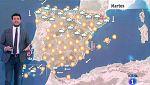 Este martes persisten las lluvias en el Cantábrico y se impone el sol en el resto