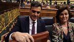 Sánchez anuncia que el Gobierno prohibirá nuevas amnistías fiscales pero renuncia a hacer pública la lista de los acogidos a la última