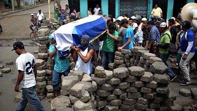 La espiral de violencia no cesa en Nicaragua, con más de 350 muertos en tres meses