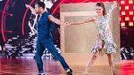 """Bailando con las estrellas - David Bustamante y Yana bailan """"Ahora quién"""""""