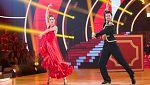 """Bailando con las estrellas - Amelia y Rubén Rodríguez bailan """"España cañí"""""""