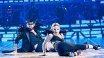"""Bailando con las estrellas - Manu Sánchez y Mireya bailan """"Say my name"""""""