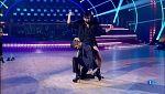 Bailando con las estrellas - Roberto Leal y Manu Sánchez compiten en tacones