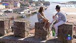Bailando con las estrellas - David Bustamante y Yana visitan San Vicente de la Barquera