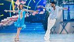 """Bailando con las estrellas - Amelia y Rubén Rodríguez bailan """"Dancing queen"""""""