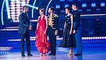 Bailando con las estrellas - Amelia y Rubén, novenos expulsados de 'Bailando con las estrellas'