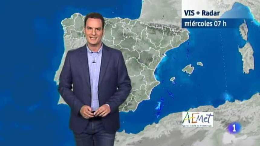 El Tiempo en Extremadura - 18/07/18
