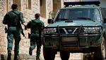 La Guardia Civil busca al hombre huido tras atrincherarse en un pueblo de Cantabria y disparar a un agente