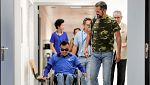 El cirujano Pedro Cavadas reconstruye la columna vertebral a un joven tetrapléjico