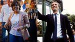 Los candidatos del PP cierran la campaña creyéndose ganadores y con un duelo total por las cifras y los apoyos