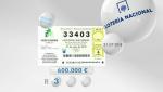 Lotería viajera - 21/07/18