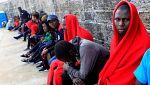 Casi 1.200 migrantes llegan en pateras a las costas españolas durante el fin de semana