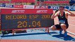 Bruno Hortelano brilla con luz propia en los Campeonatos de España