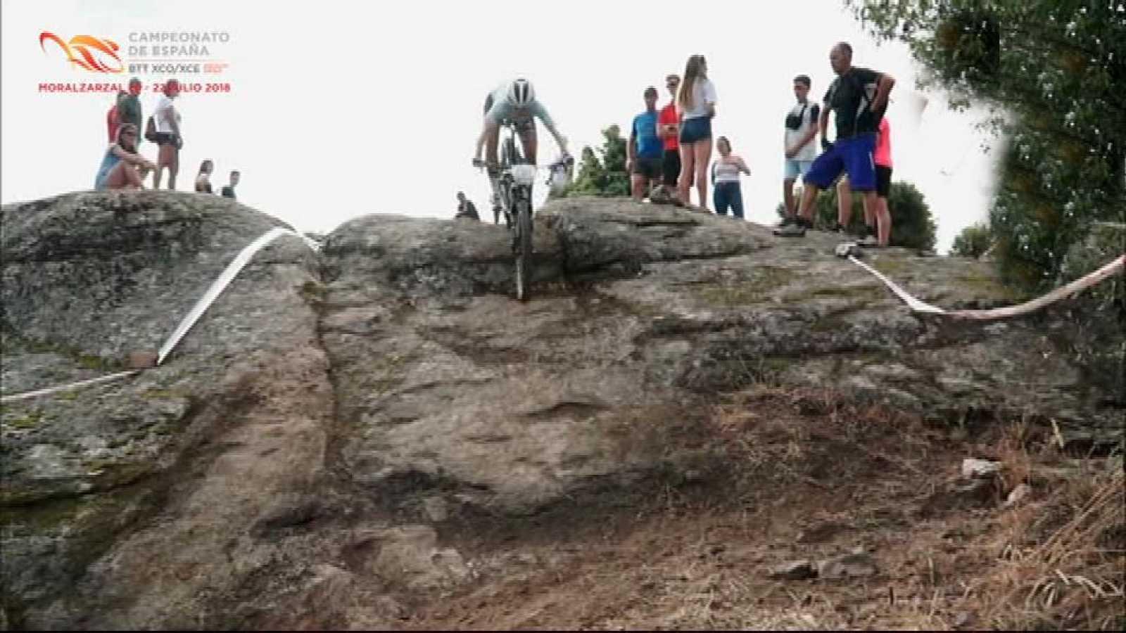 Circuito Xco Moralzarzal : Mountain bike campeonato de españa btt xco 2018 desde madrid