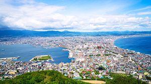 Japón desde el cielo: El gran Norte salvaje