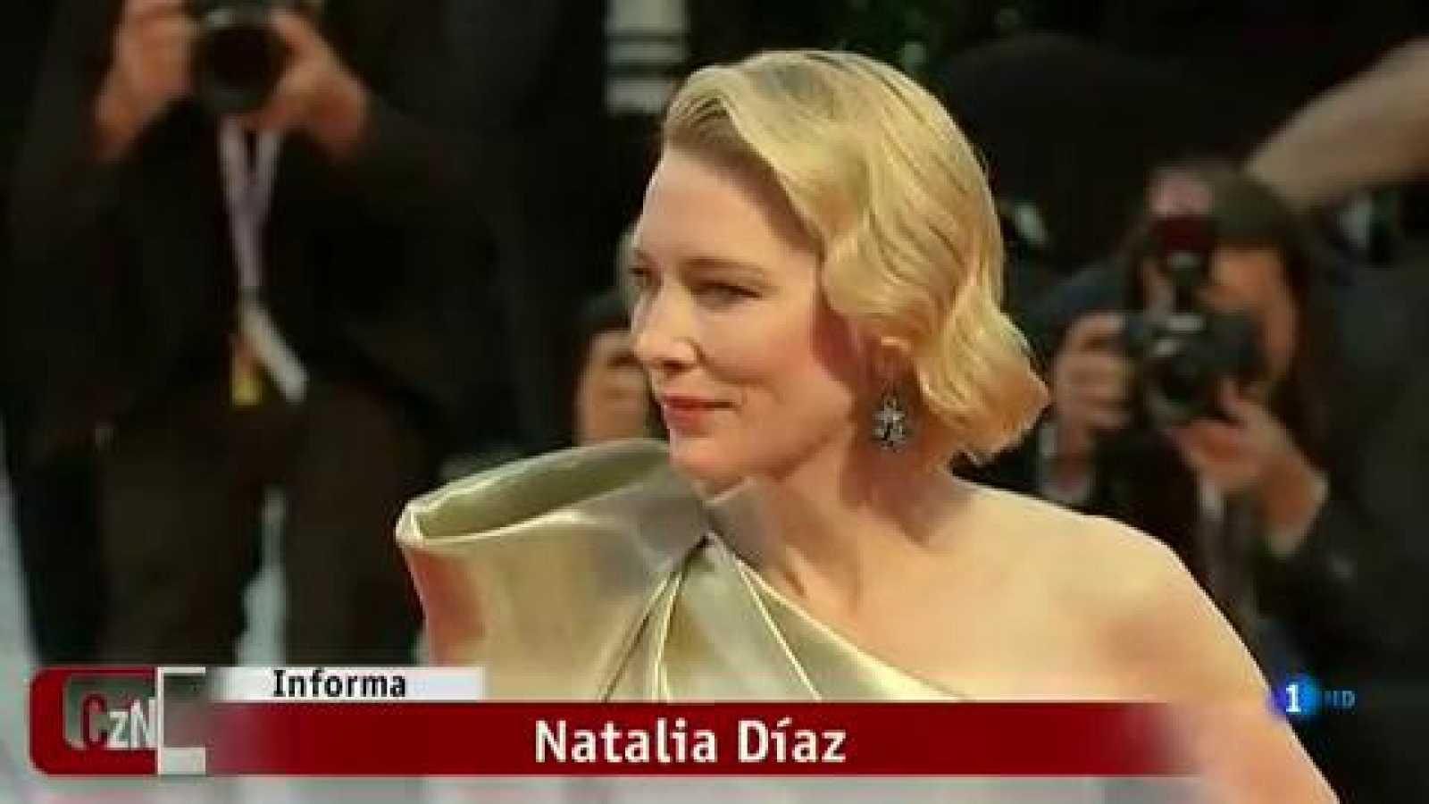 Corazón Cate Blanchett Deslumbra En El Festival De Venecia