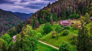 Lugares extraordinarios del mundo:La Selva Negra de Alemania