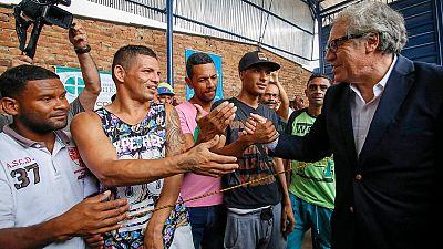 El secretario general de la OEA no descarta una intervención militar contra Maduro