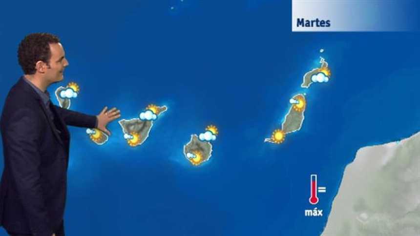 El tiempo en Canarias - 18/09/2018