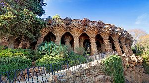 El arte de la arquitectura: Parques y jardines