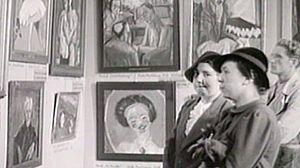 La espía de cuadros, Rose Valland