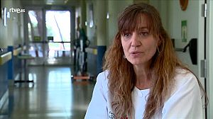 Mónica Dones, responsable enfermeria Hospital San José